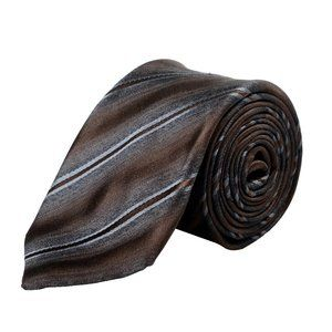 Gianfranco Ferre Men's 100% Silk Striped Neck Tie